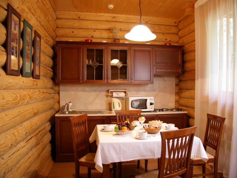 Дизайн кухонь на даче фото