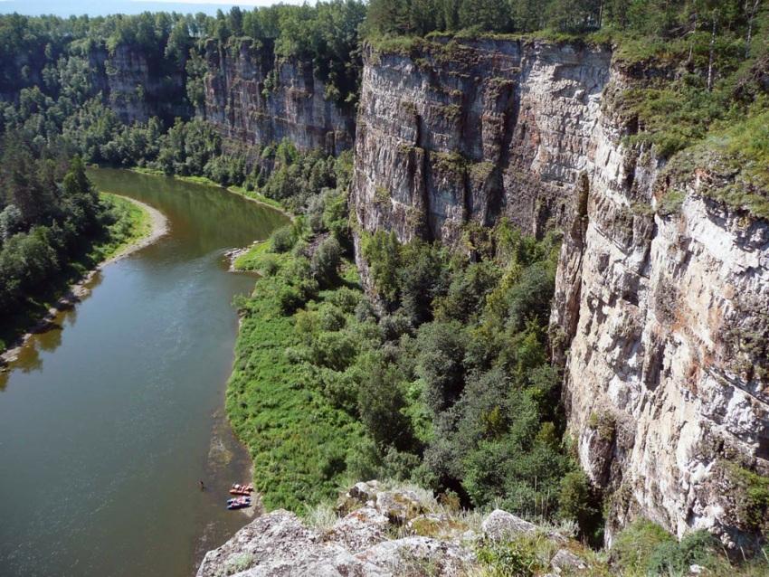 Сплав по реке Ай,парк Зюраткуль | Компания Event Travel ...